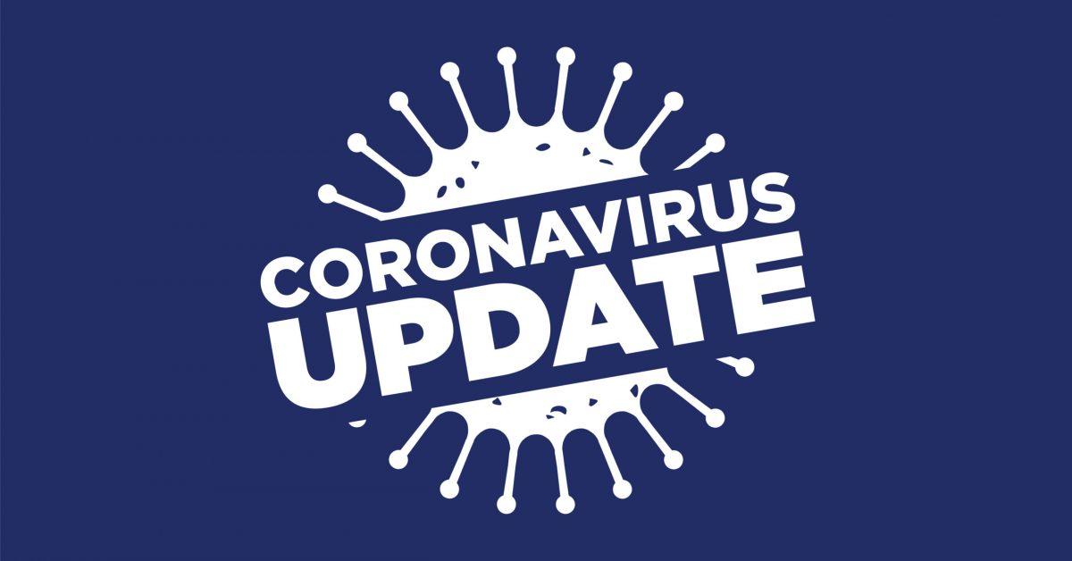 Coronavirus,Update,Design.,Covid-19,Vector,Illustration.,Banner,Background.